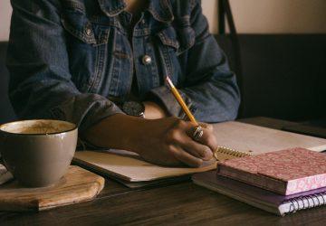 Waarom is schrijven goed voor je?