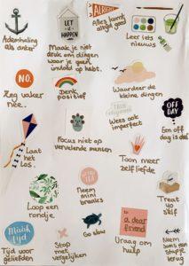 NiceDay list