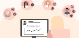 NiceDay blog: trackers in the NiceDay app