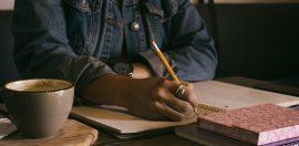 NiceDay blog: Waarom is schrijven goed voor je?