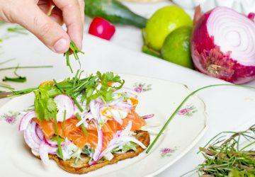 NiceDay blog: vier stappen naar een gezondere voeding