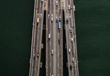 splitsing van de wegen