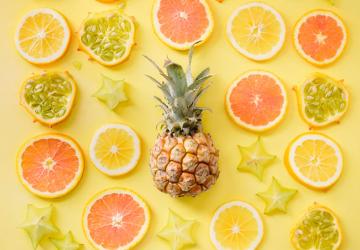 gezondheid: fruit!