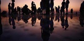 mensen-zonsondergang-sociale-angst